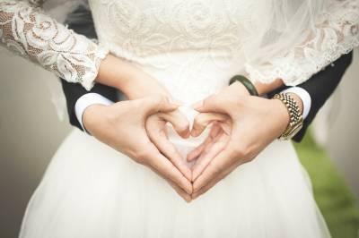 В Киеве рассказали в каком районе больше женятся
