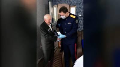 Вести. Дежурная часть. 100-летнему краснодарскому ветерану вручили медаль в честь 75-летия Победы