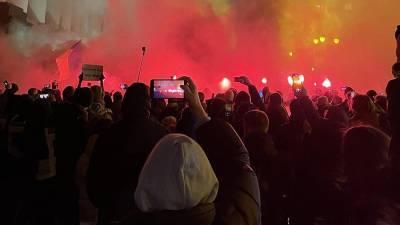 На Украине возбудили уголовное дело после протеста у офиса Зеленского