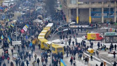 Политолог Погребинский оценил роль США в погромах возле офиса Зеленского