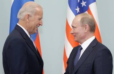 МИД заявил об отказе США от разговора Путина с Байденом