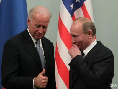 США отвергли предложение Путина об открытой беседе с Байденом – МИД России