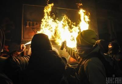 У ОП в Киеве готовится новый протест
