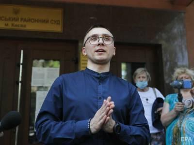 Стерненко написал письмо после акции под Офисом президента: Призываю Зеленского начать диалог