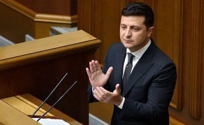 Телеграф (Украина): Зеленскому готовят роль Кучмы? Почему Байден до сих пор не позвонил президенту Украины