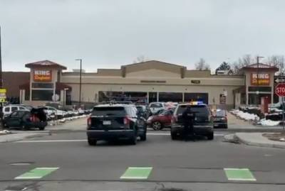 В Колорадо неизвестный открыл стрельбу в супермаркете, погибли десять человек