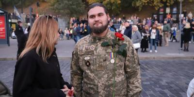 Акция протеста под ОП: суд отправил ветерана Сорда под домашний арест