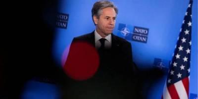 Блинкен напомнил Германии, что США выступают против Северного потока-2