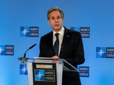 """Блинкен на встрече с Маасом подчеркнул, что США против """"Северного потока – 2"""" – Госдеп"""