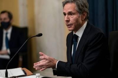Госсекретарь США обсудил с главой МИД ФРГ «Северный поток-2»