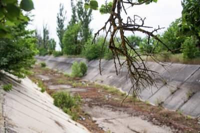 Крым планирует подать иск из-за водной блокады со стороны Украины до середины года