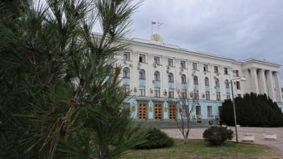 Власти Крыма назвали сроки подачи иска к Украине из-за водной блокады