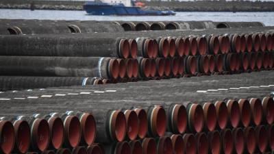 США предупредили ФРГ о санкциях против строящих «Северный поток — 2» компаний