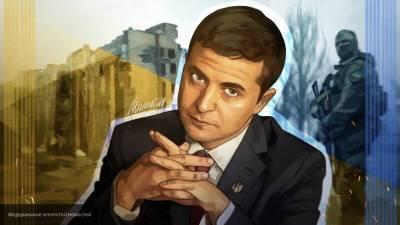 Марочко: Владимир Зеленский ждет приказа из Белого дома для атаки на Донбасс