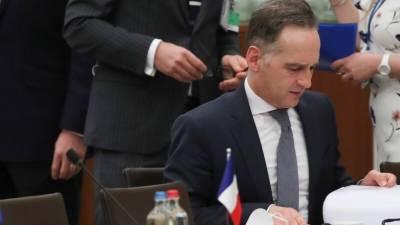 Госсекретарь США указал на разногласия между Вашингтоном и Берлином по поводу «Северного потока – 2»