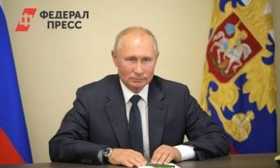 Песков рассказал, как чувствует себя Путин после прививки от COVID-19