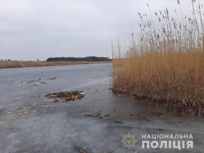 Под Харьковом школьник утонул, спасая собаку