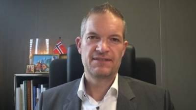 Норвежский политик в ООН призвал к диалогу между Украиной и ЛДНР