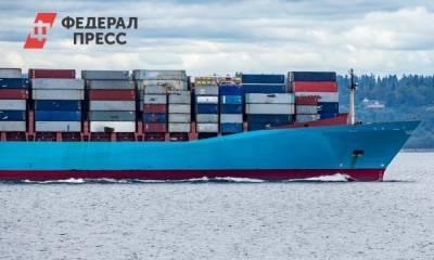 Рогозин опубликовал снимок контейнера в Суэцком канале из космоса
