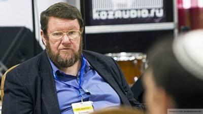Сатановский объяснил, в чем ужас новой реальности Собчак и Скопинского маньяка
