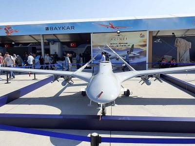 Сирия объявила «охоту» на турецкие беспилотники Bayraktar TB2