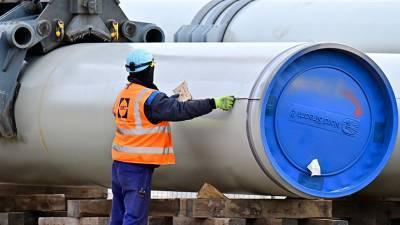 В «Газпроме» уверены в достройке «Северного потока — 2» в 2021 году