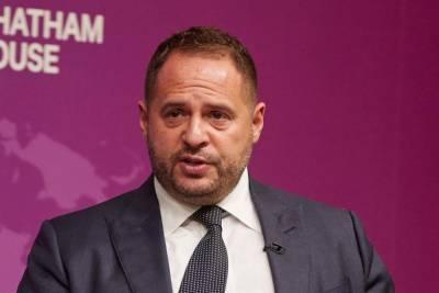 Глава офиса Зеленского заявил о срочных консультациях с политсоветниками нормандской четверки