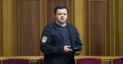 В Киеве суд избрал меру пресечения для Семенченко
