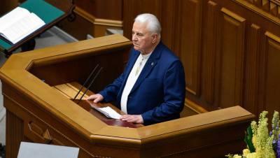 Кравчук заявил о желании России уничтожить Украину