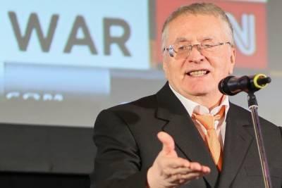 Жириновский заявил о выгоде наступления ВСУ на Донбасс