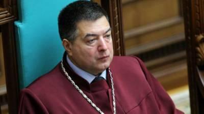 Зеленский пошел в атаку на Конституционный суд и отменил указ о назначении Тупицкого