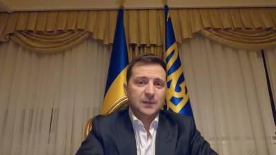 Зеленский отменил указ о назначении главы КС Украины на должность судьи
