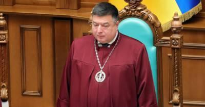 Поддержал аннексию Крыма: у Зеленского назвали причину увольнения главы КСУ