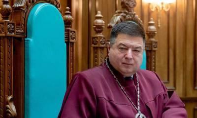 У Зеленского назвали основания для увольнения главы КСУ
