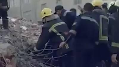 В Каире при обрушении жилого дома погибли девять человек
