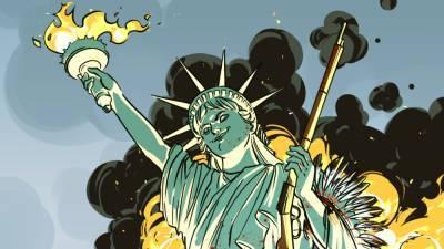 Украинский политолог рассказал, как США оставили Украину одну