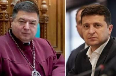 Зеленский отменил указ о назначении Александра Тупицкого судьей КСУ