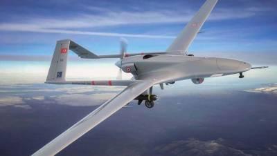 Украина испытала турецкие беспилотники над Черным морем