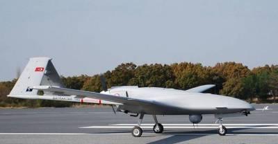 Украина испытала турецкие беспилотники в небе над Чёрным морем