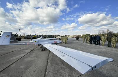 Украина провела учения с турецкими беспилотниками у берегов Крыма