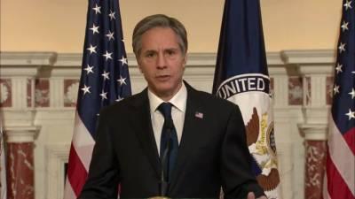 Госсекретарь США осудил ответные китайские санкции