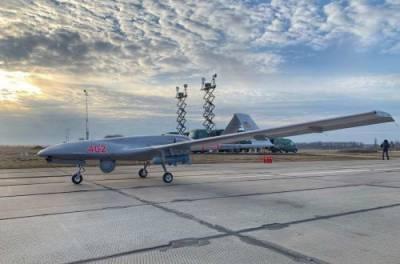 Украина испытала над Чёрным морем турецкие беспилотники