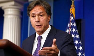 Госсекретарь США заявил о намерении наращивать санкции против «Северного потока – 2»