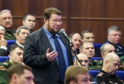 «Спасибо, конечно»: Сатановский ответил на слова польского посла о готовности к диалогу с Москвой