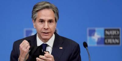 Предупредили Германию. США намерены наращивать санкции против Северного потока-2 — Блинкен