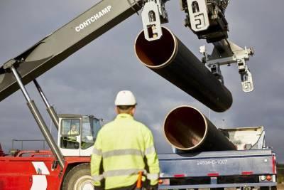 Госсекретарь США заявил планах усиления санкций против «Северного потока — 2»
