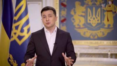 Владимир Зеленский зовет украинцев в партизаны и обещает членство в НАТО