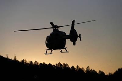Пять человек погибли при крушении вертолета на Аляске