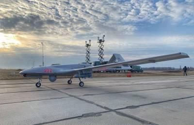 Украина испытала турецкие беспилотники над Чёрным морем