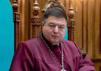 Тупицкий созывает заседание КСУ из-за своего увольнения